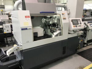 Citizen L32X CNC Swiss Lathe