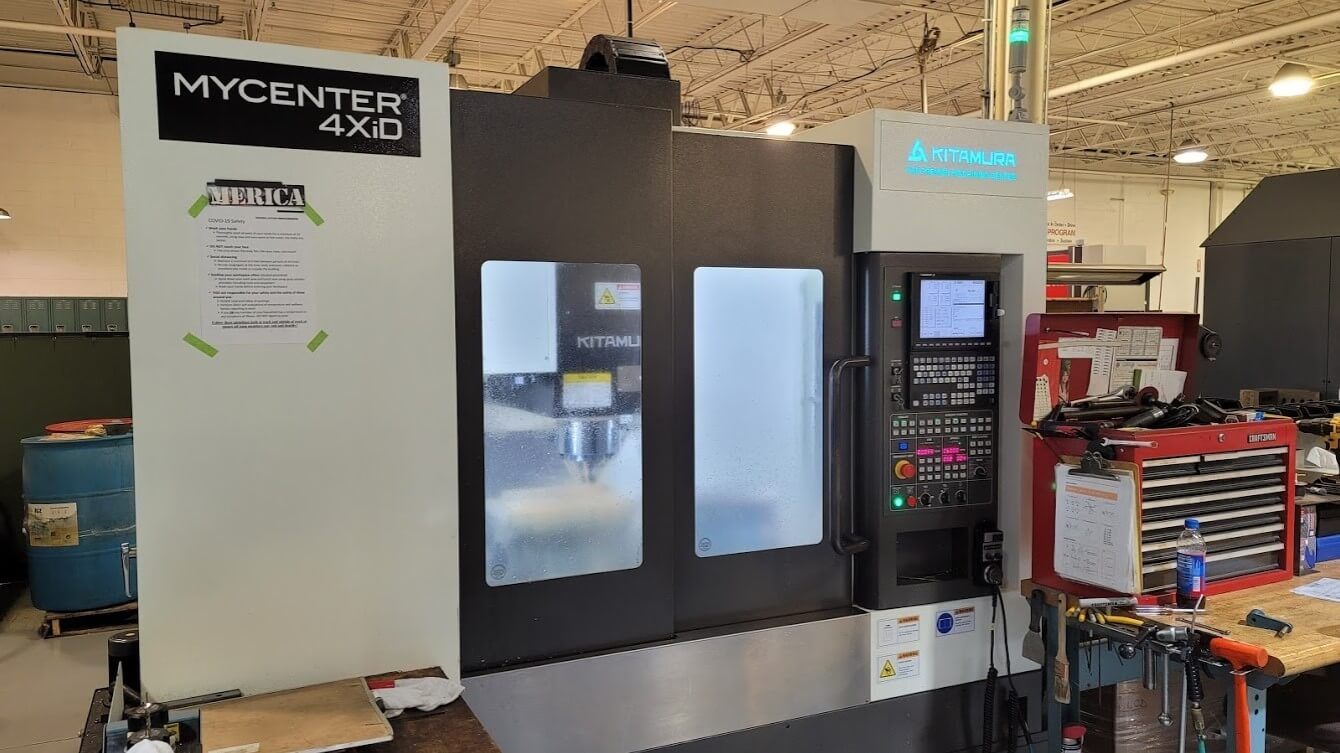 KITAMURA MYCENTER 4XiD CNC Mill for sale