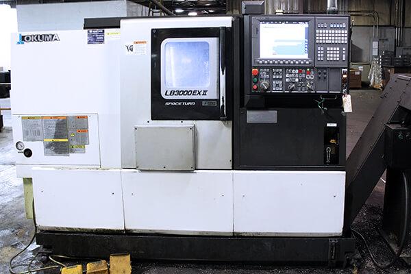 OKUMA LB-3000 EXII/500 for sale