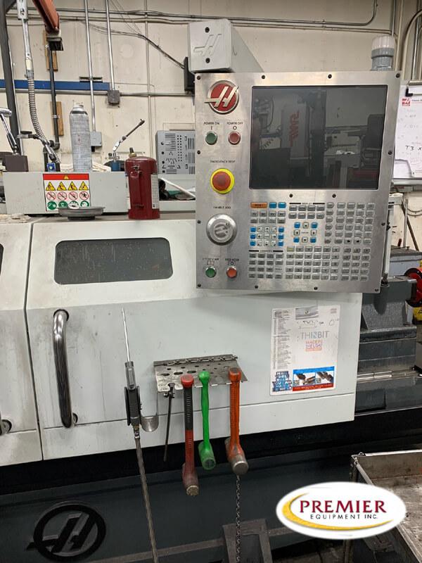 Haas TL2 CNC Lathe