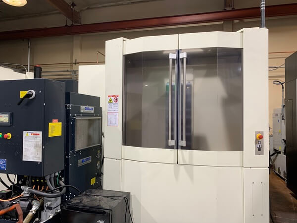 MAKINO A61NX Used CNC HMC For sale