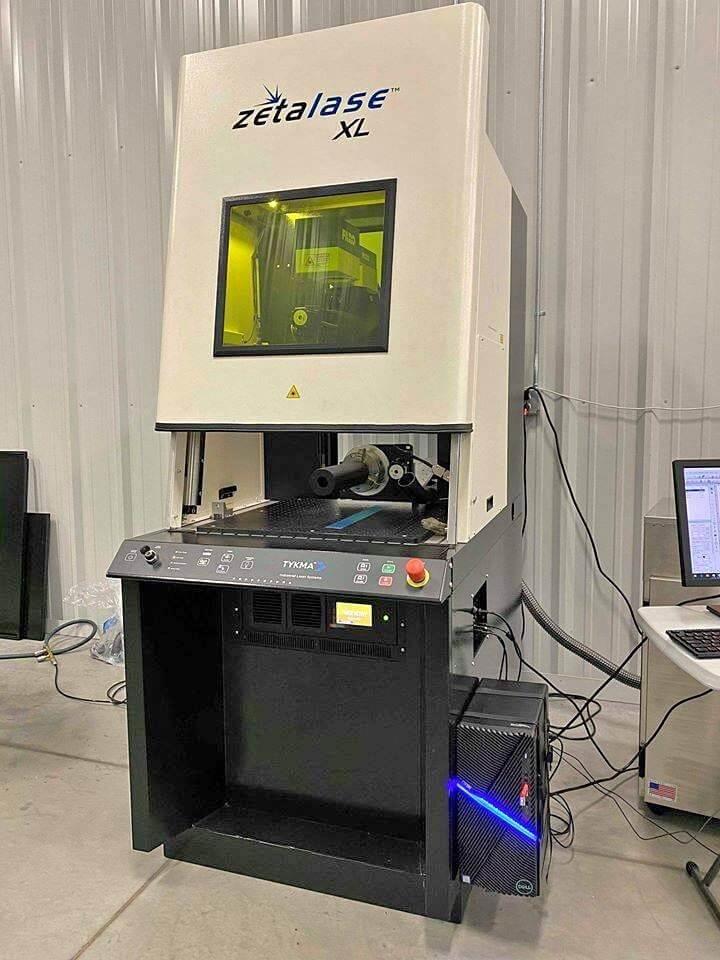 Tykma Zetalase XL Fiber Laser