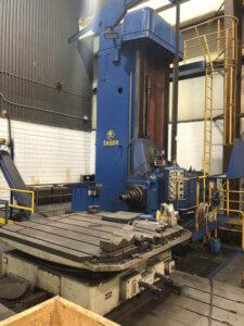 Skoda Floor Mill