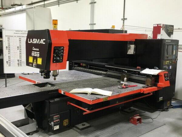 Amada Lasmac 655 CNC Laser