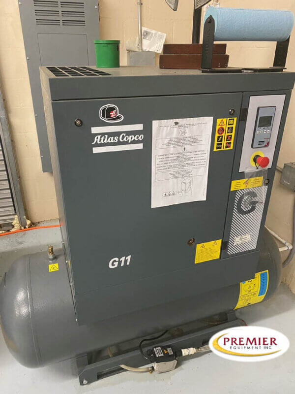 Atlas Copco G11 Rotary Screw Air Compressor