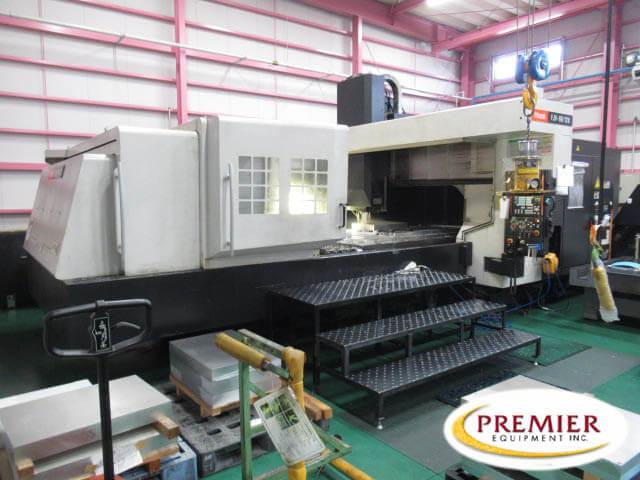 Mazak FJV90120 Used CNC Mill