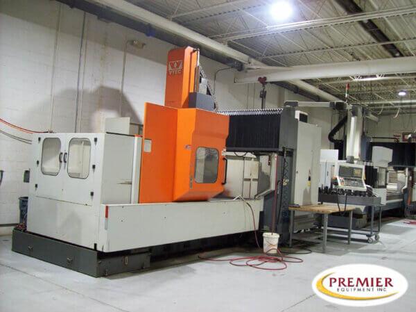 Vision Wide VB2516 CNC Bridgemill