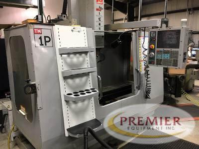 Haas TM1P CNC Mill