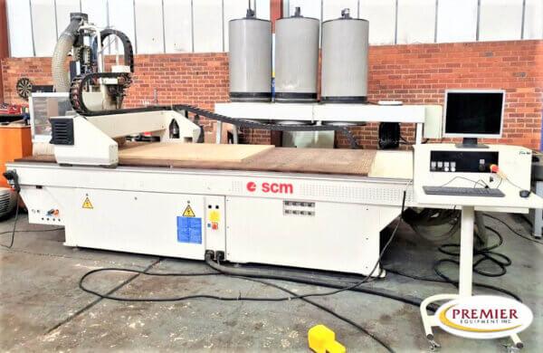 SCM PRAXIS N15 CNC ROUTER