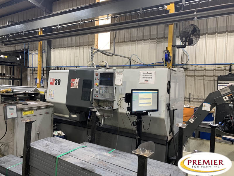 Haas DS30SSY