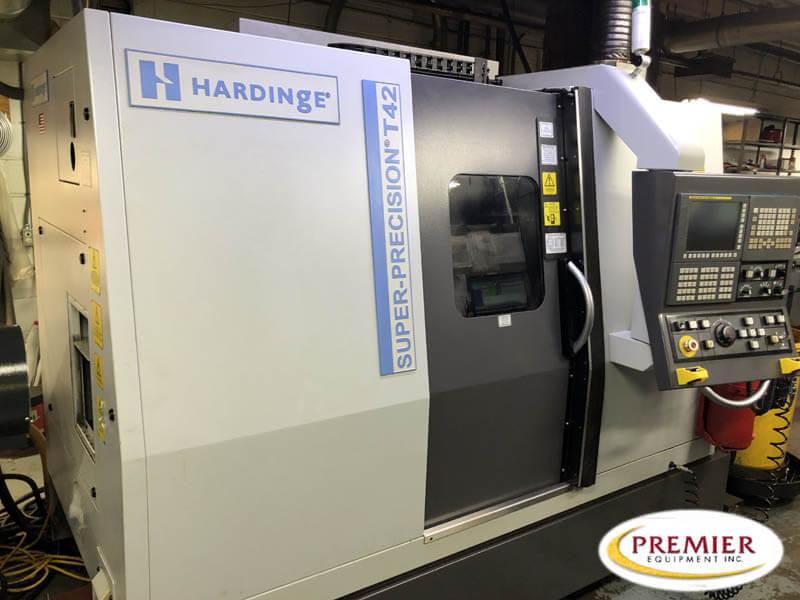 Hardinge Super Precision T42MSY