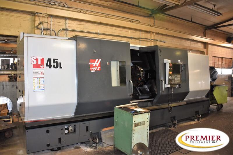 Haas ST45L CNC Lathe
