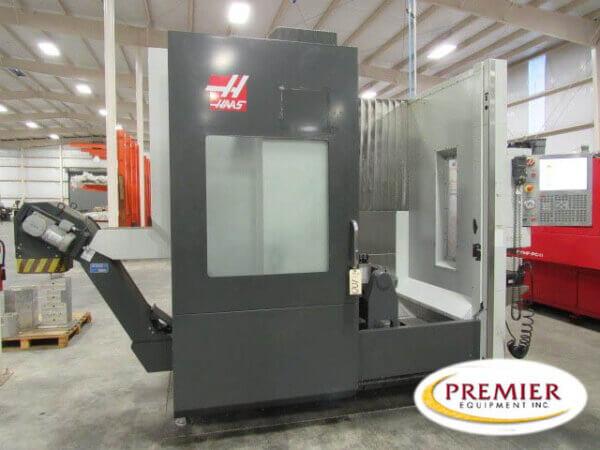 Haas UMC750 5-Axis Mill