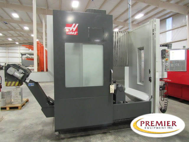 Haas UMC750 5-Axis Mill