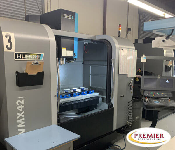 Hurco VMX42i CNC Mill for sale