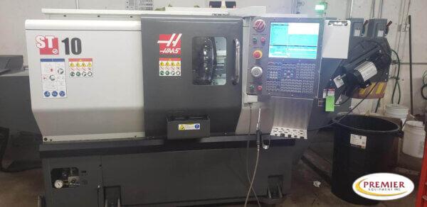 Haas ST10 CNC Chucker