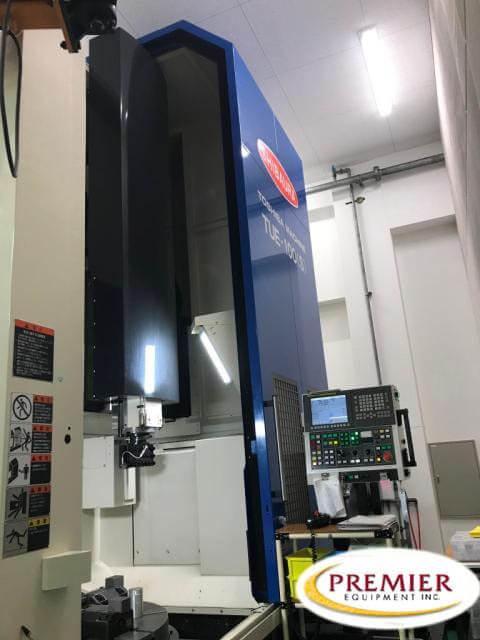 Toshiba TUE-100S CNC VBM