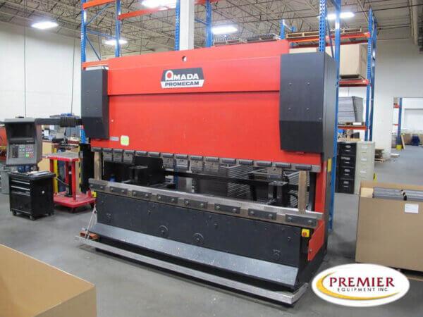 Amada HFB1003 CNC Hydraulic Press Brake