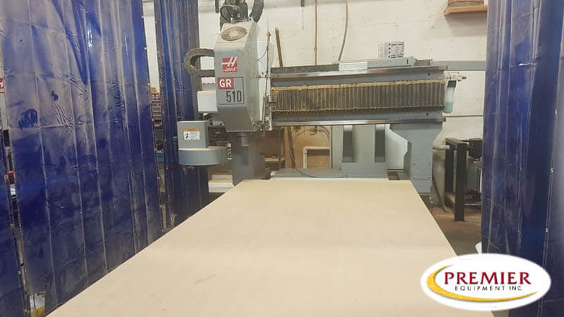Haas GR510 CNC Router
