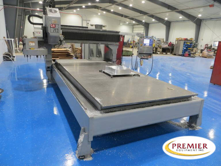 Haas GR-712 CNC Router