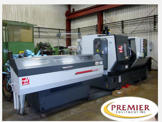 HAAS DS30Y CNC Turning Center
