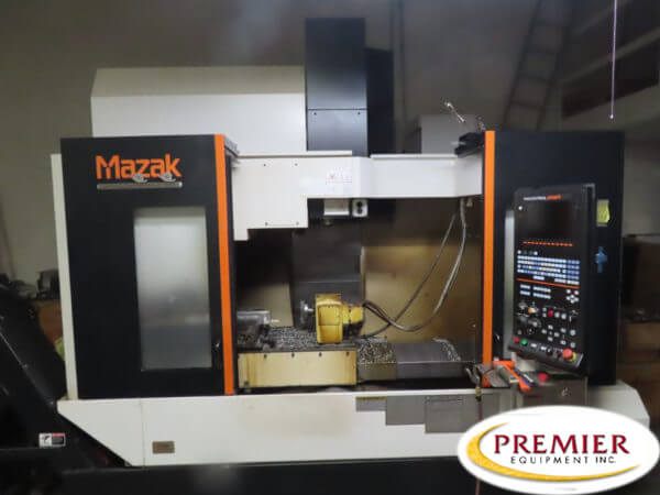 Mazak VCS-530C Used CNC Mill