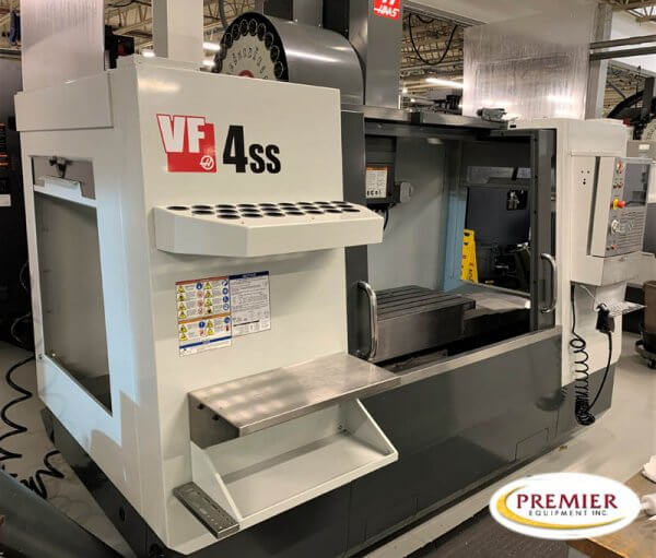 Haas VF4SS CNC Mill