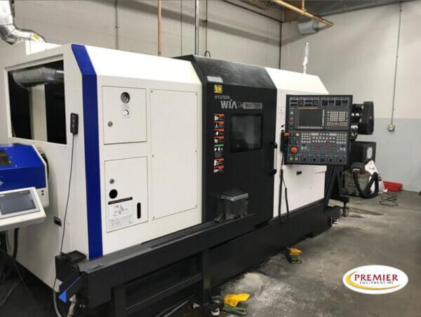 HYUNDAI WIA LM1800TTSY CNC TURNING CENTER