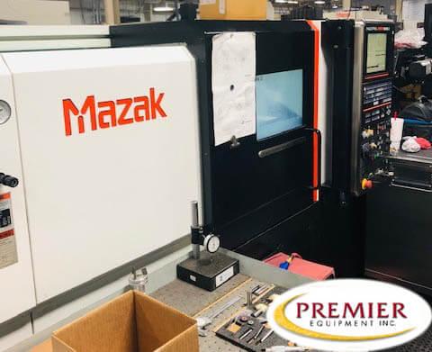 Mazak Quick Turn Universal 250MS