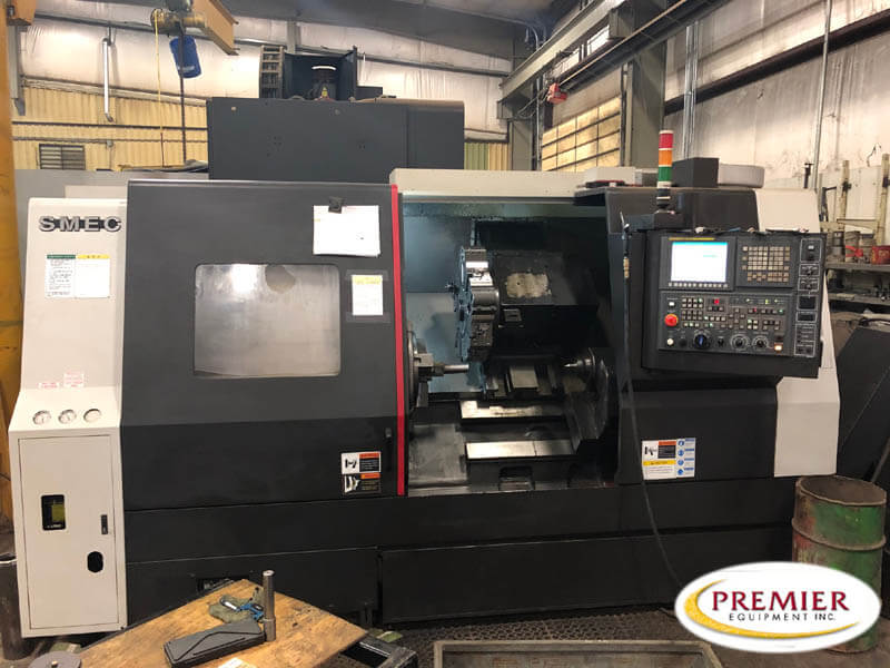 SMEC P35 CNC TURNING CENTER