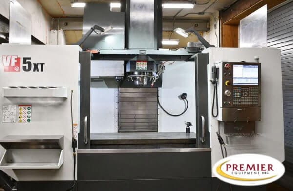 HAAS VF5/50XT CNC Mill