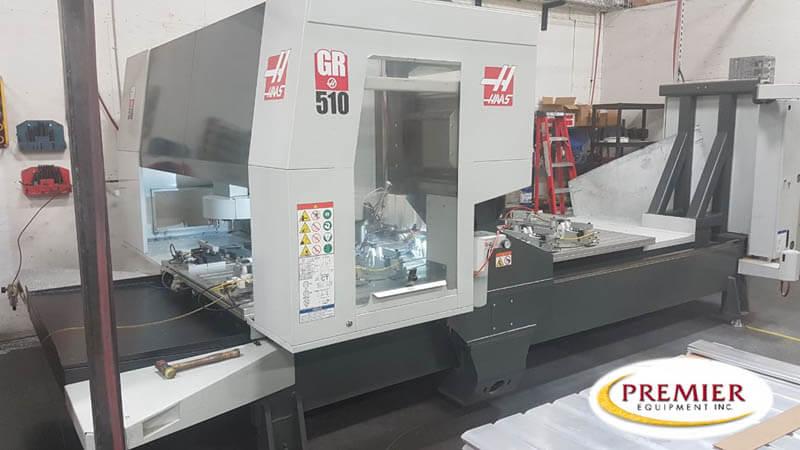 Haas GR510 Gantry CNC Router