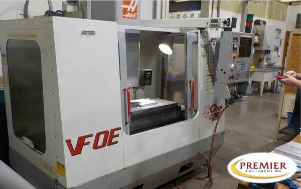 Haas VF0E CNC Mill
