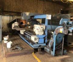 Mazak PowerMaster Universal 3000 CNC Flat-Bed Turning Center