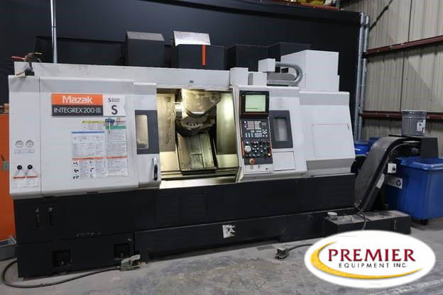 Mazak Integrex 2003S for sale
