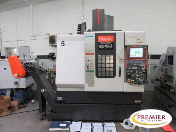 Mazak VCN-410A-II CNC Mill