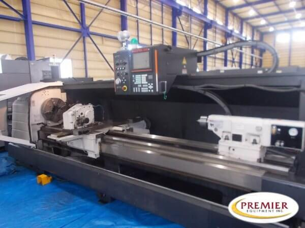 Mazak M-5N x 3000 CNC FLAT-BED LATHE