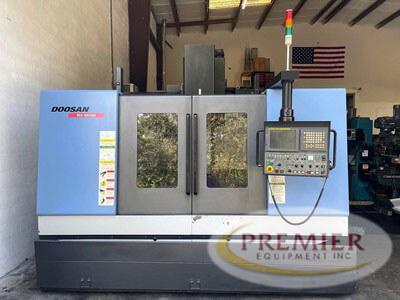 DOOSAN MV4020D CNC Mill