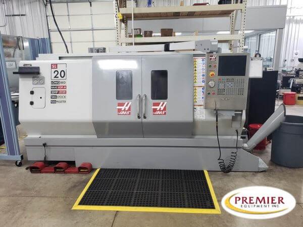 Haas SL20LT CNC Lathe
