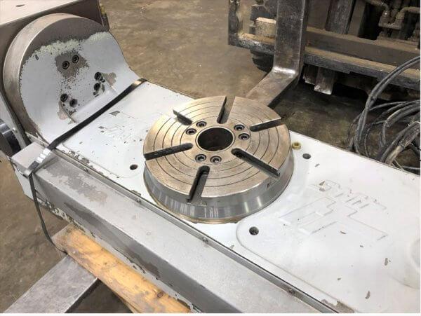 Haas TR210 Tilting Rotary Table