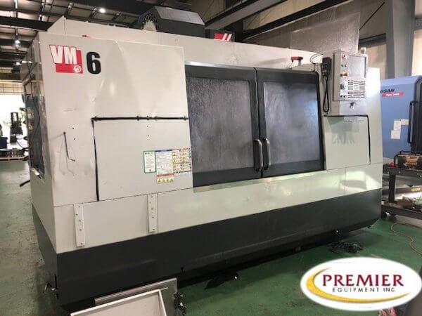 Haas VM6 CNC Mill