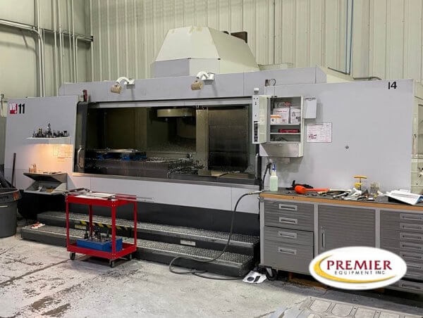 Haas VR11 5-Axis Used CNC Mill