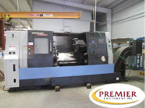 Doosan Puma 400C CNC Turning Center