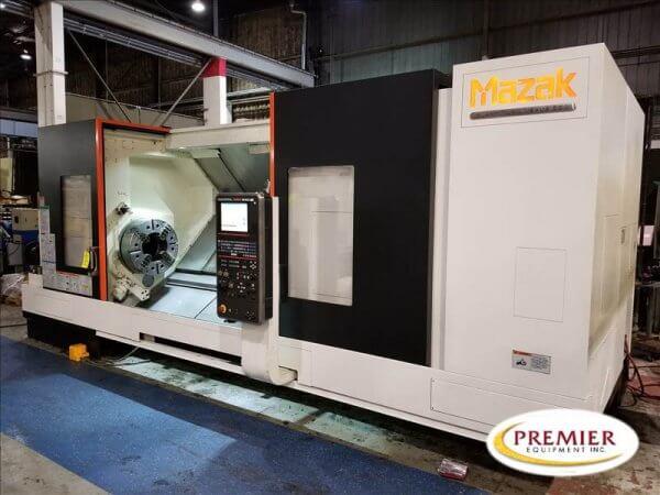 Mazak Slant Turn Nexus 550 CNC Turning Center