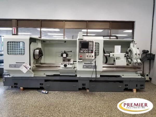 Takang TNC 770A x 3000 CNC Flat-Bed Lathe