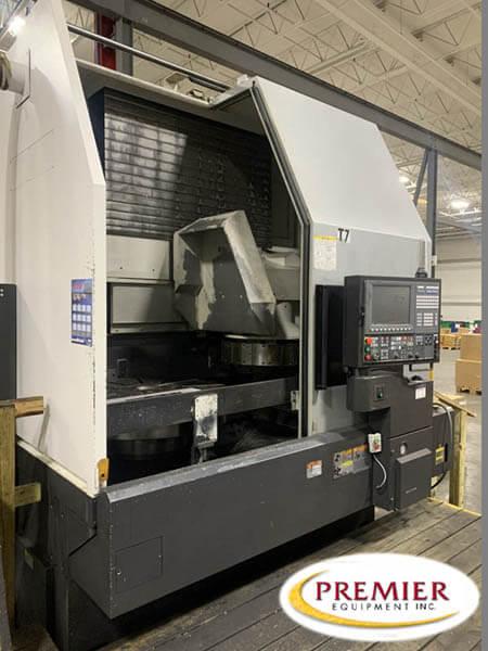 Okuma V100R CNC VTL