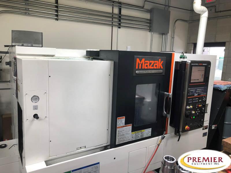 Mazak QT Nexus 200-II CNC Lathe