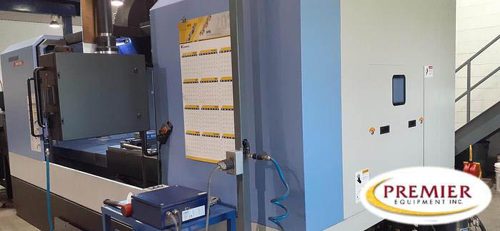 Doosan DNM750L CNC Mill