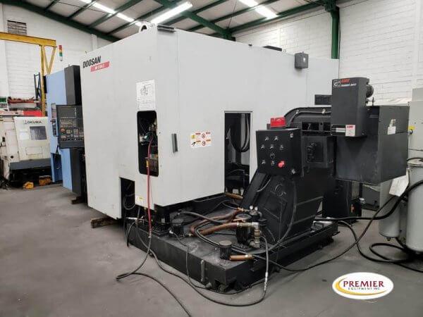 Doosan HP5100-II CNC HMC