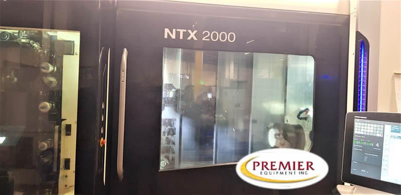 DMG Mori NTX2000SZ x 1500